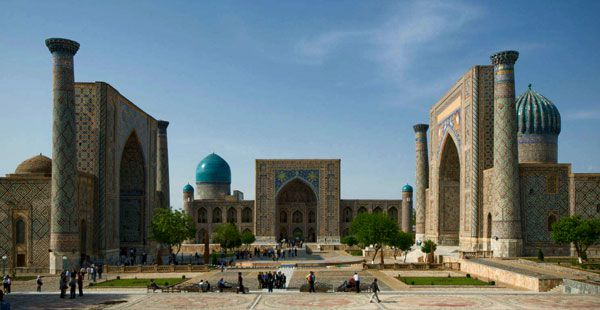 What to do in Uzbekistan