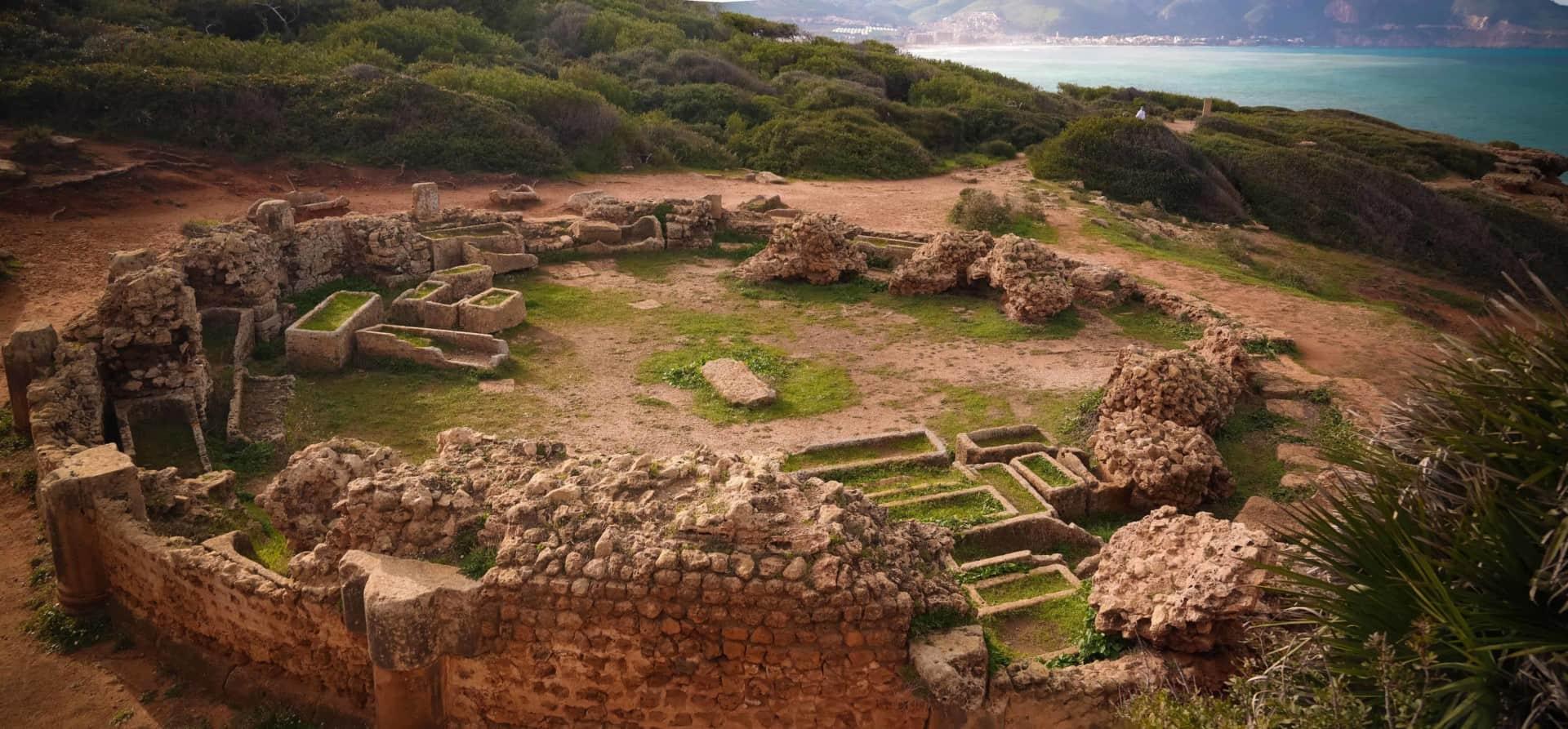 Tipasa ruins
