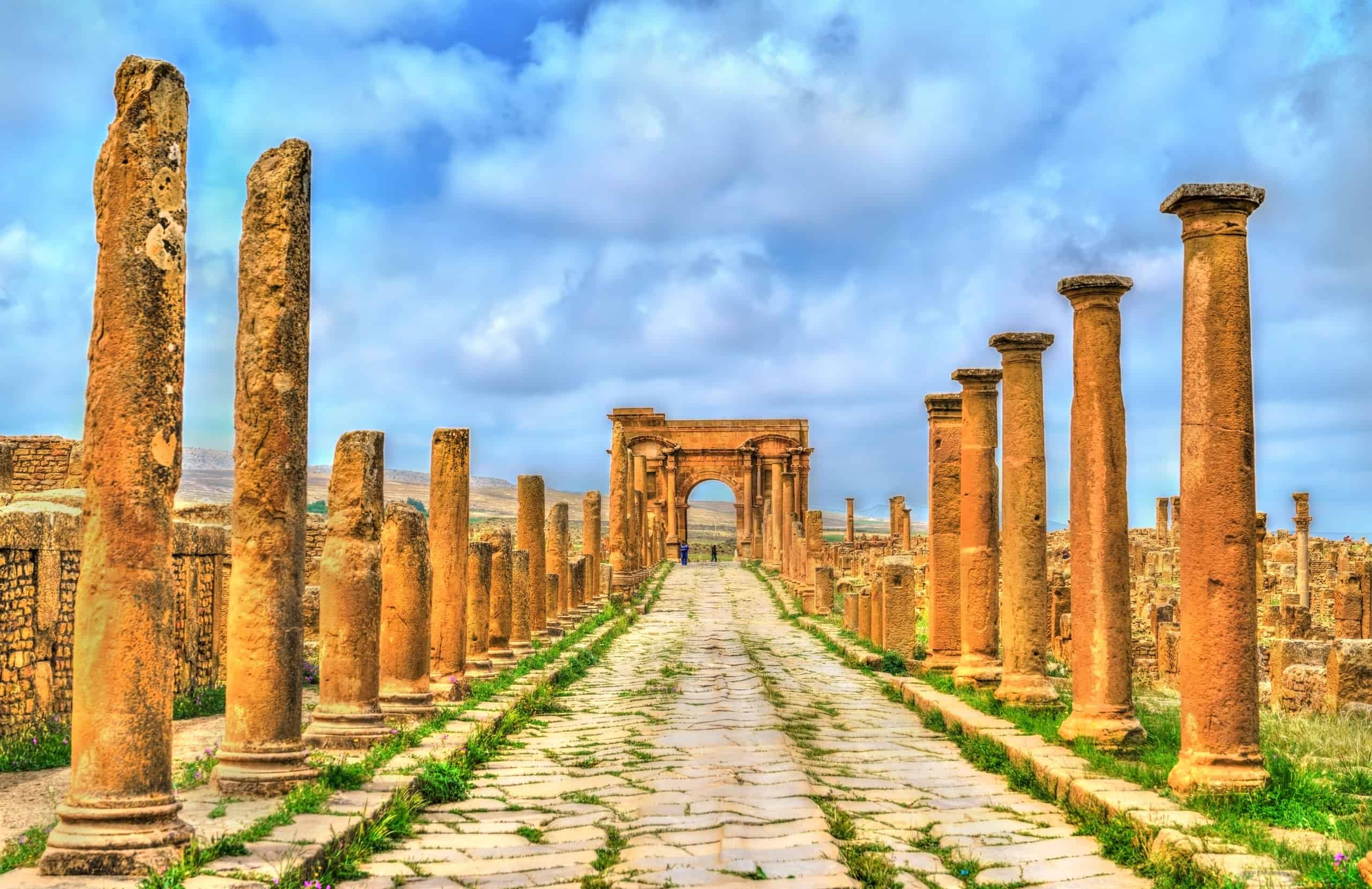 When to visit Algeria