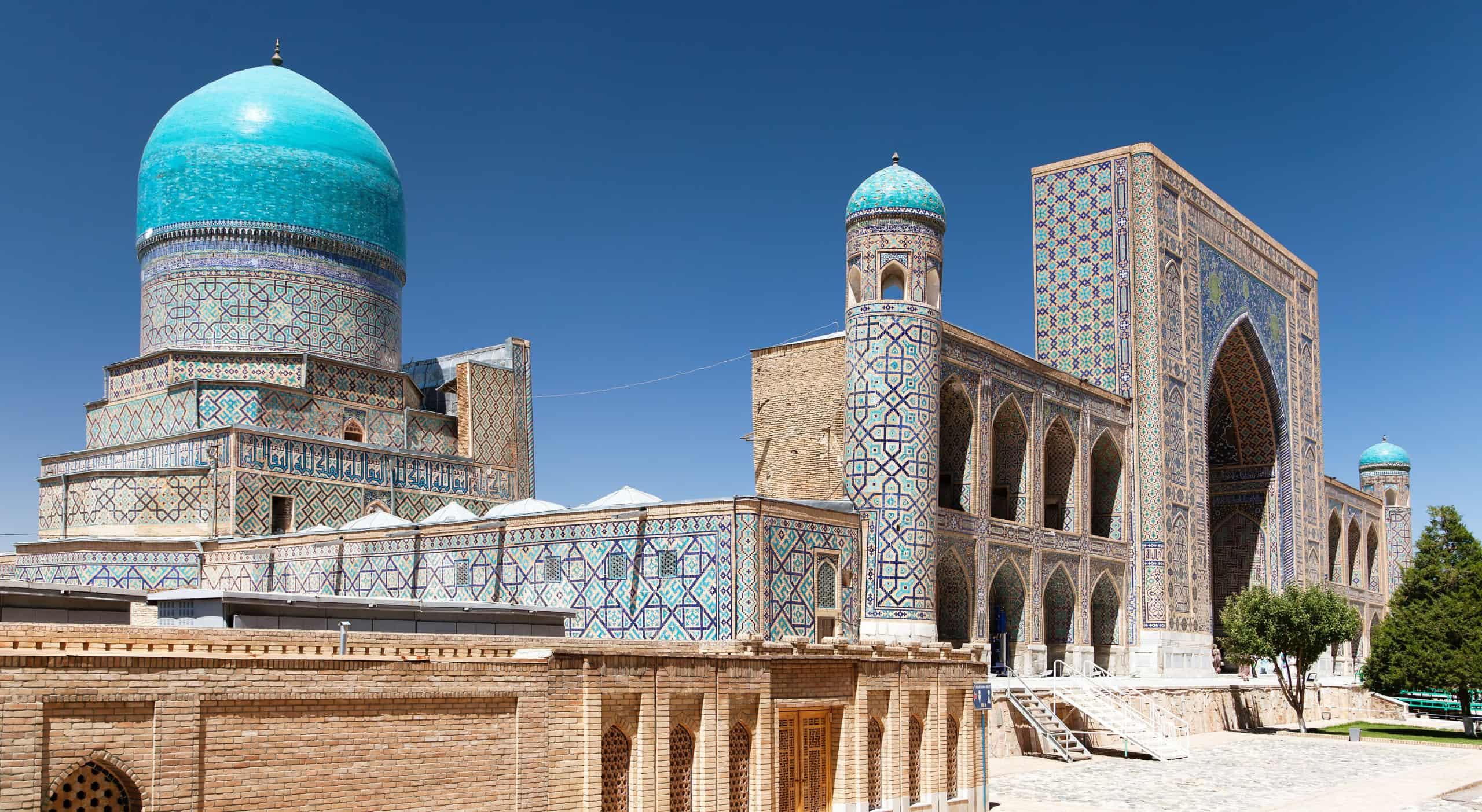 Where to go in Uzbekistan