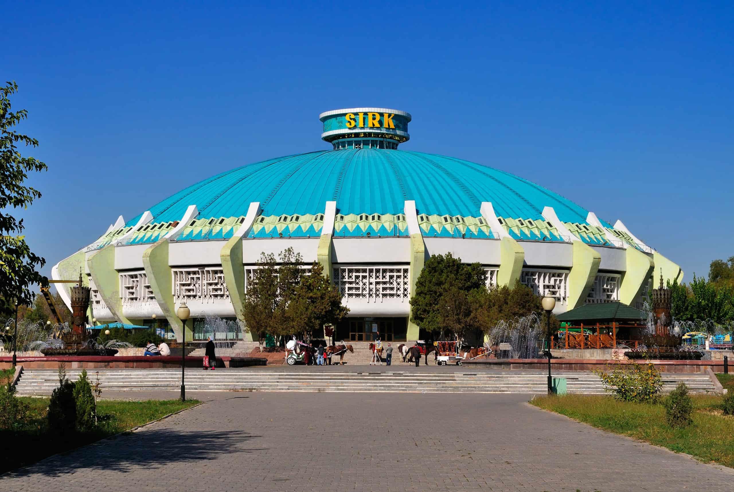 What to do in Uzbekistan