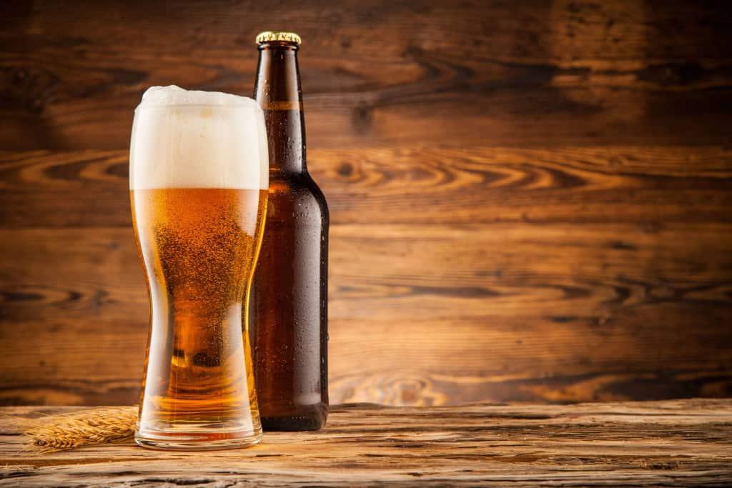 Home-Brewed Greenlandic Beer