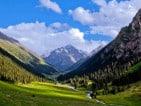When to go to Kyrgyzstan