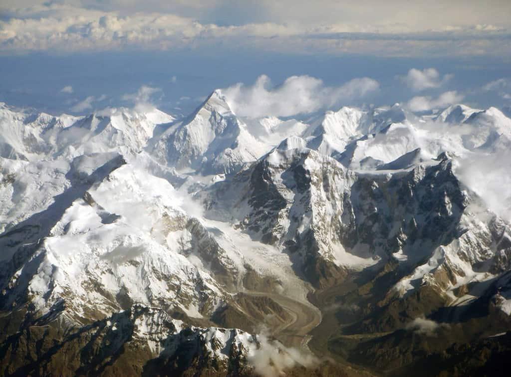 The Tian Shan