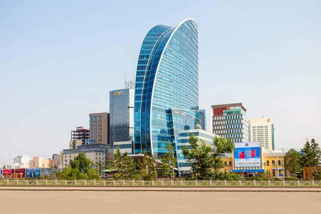 Hotel Mongolia