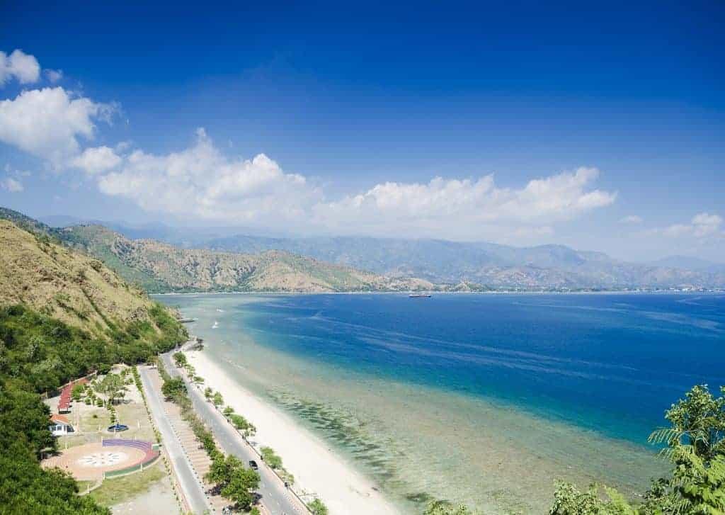 East Timor Atauro Island
