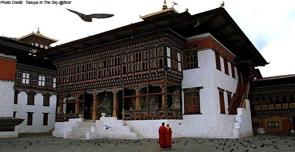 Trashichhoe-Dzong