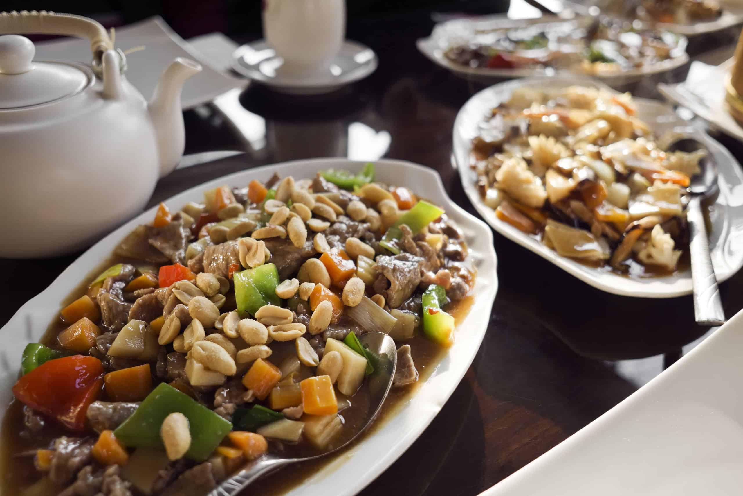 Food in Burma