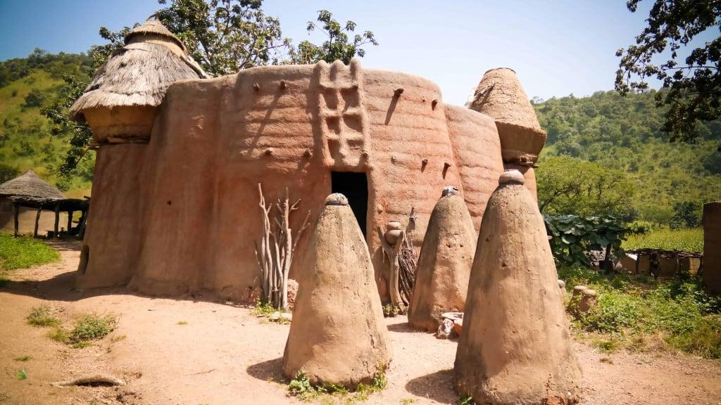 The batammariba of Koutammakou