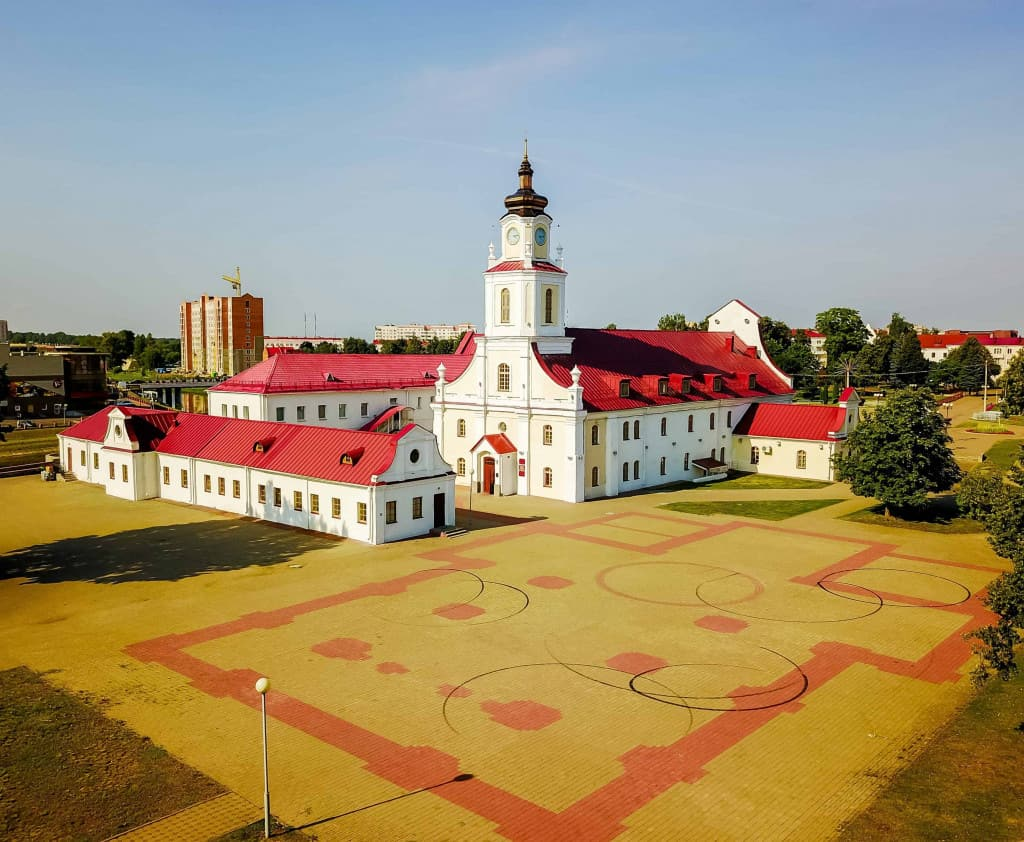 Jesuit Collegium in Orsha, Belarus