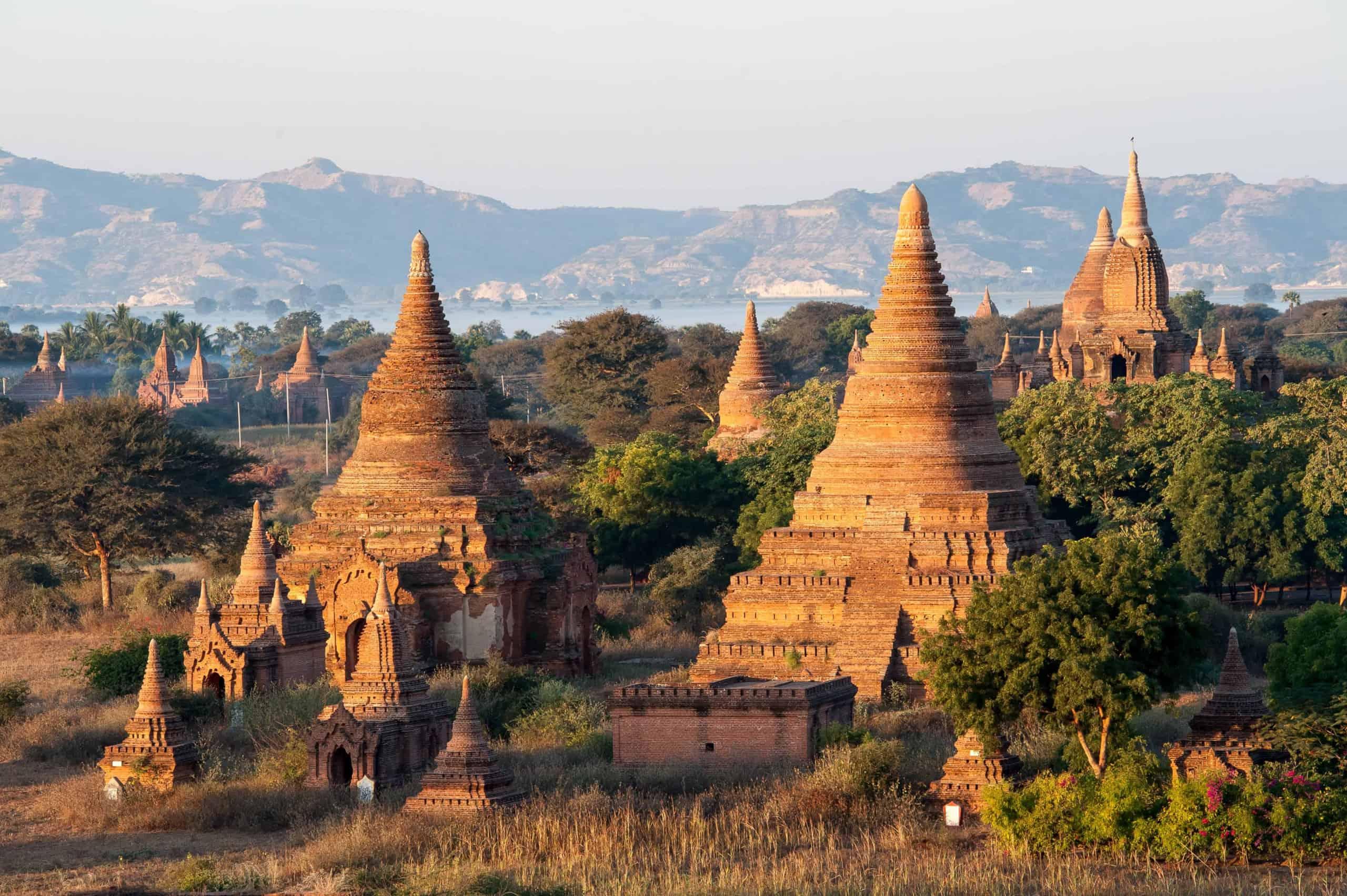 Where to go in Burma