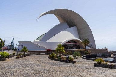 The Auditorium of Tenerife