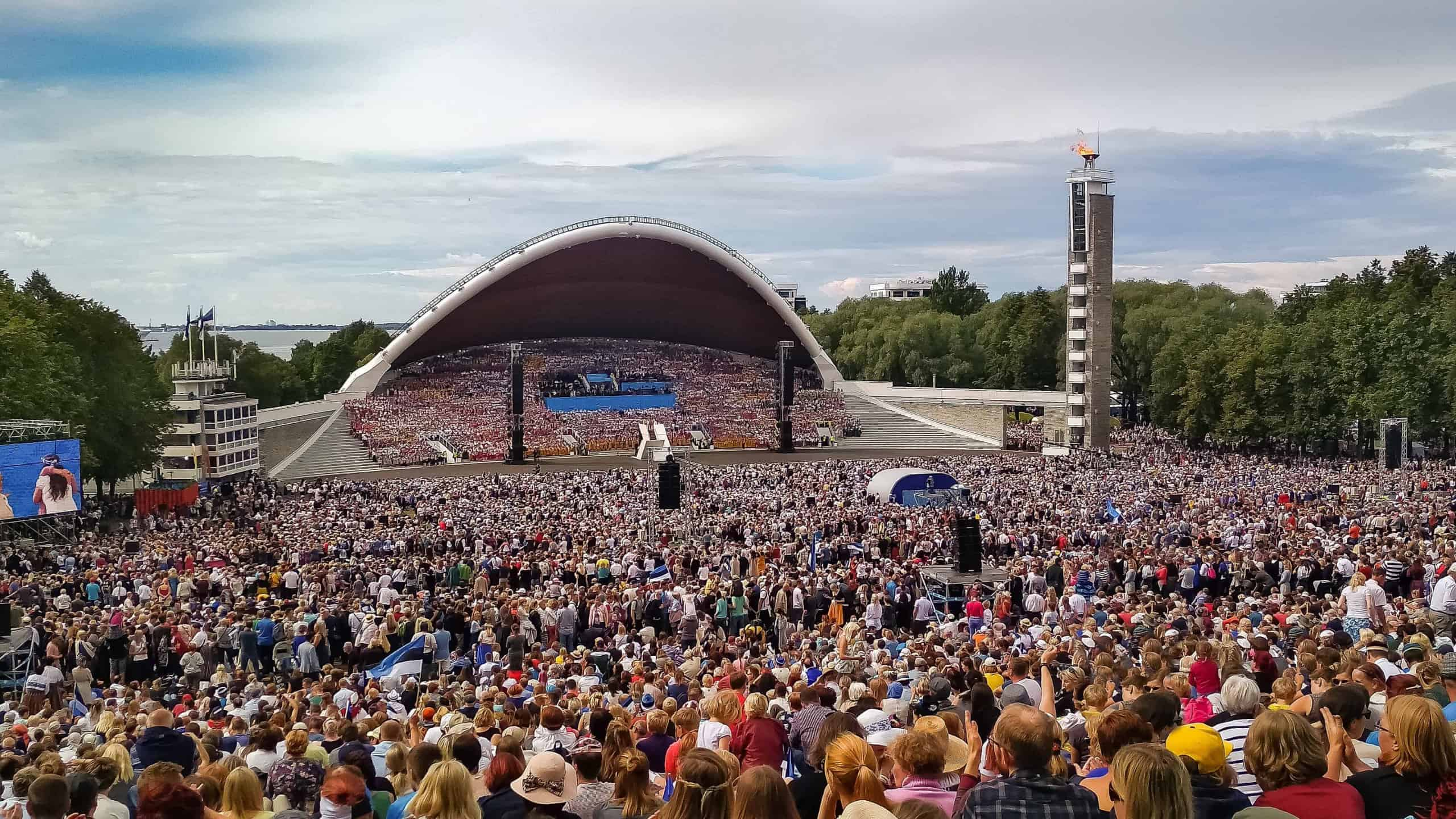Estonian Song Celebration, 2009