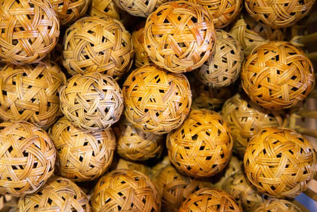 Chinlone ball
