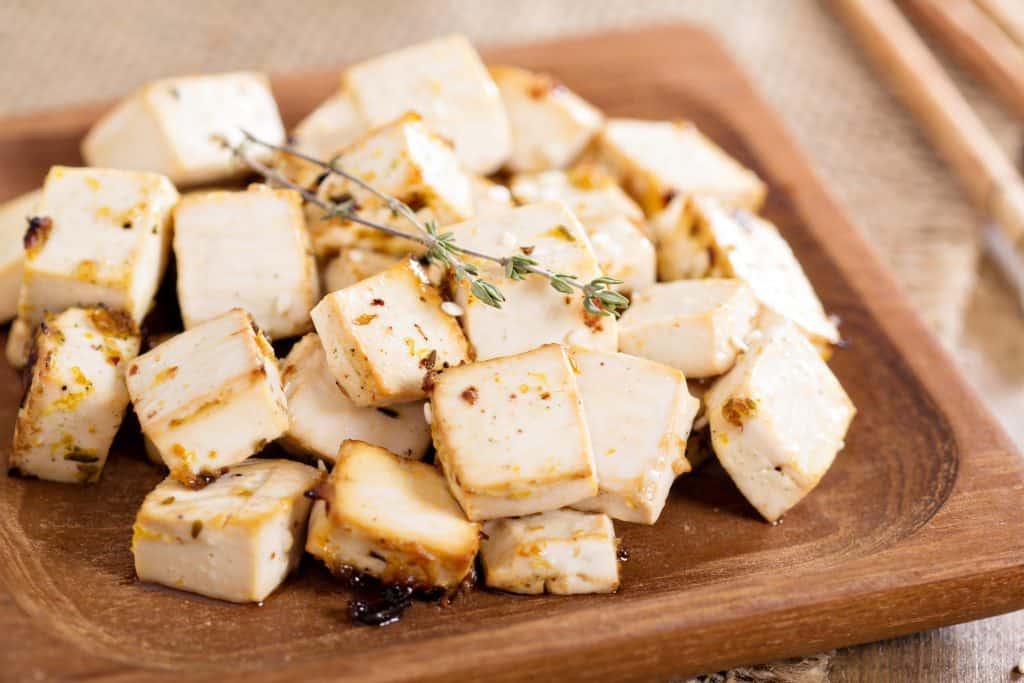 Burmese Tofu
