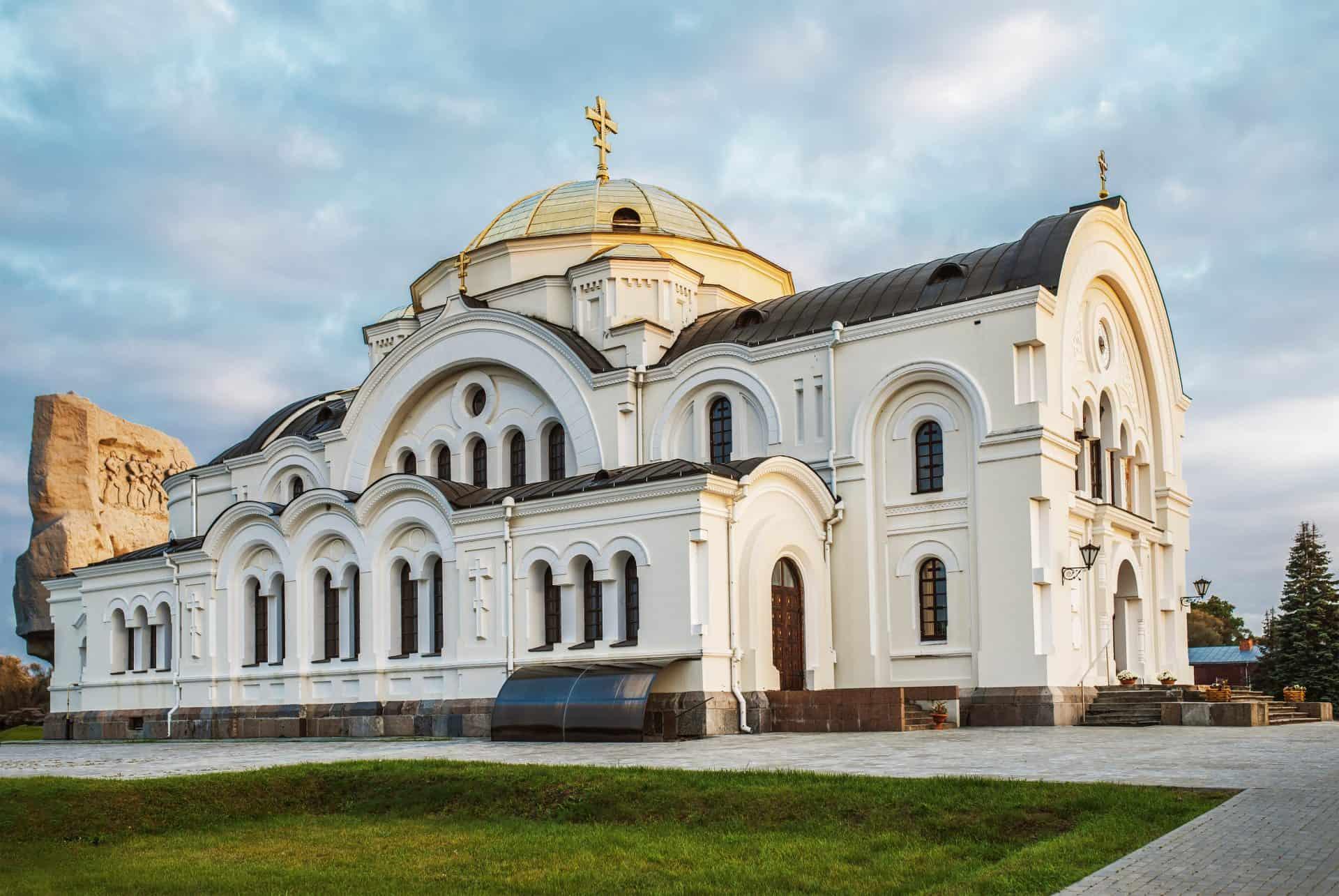 St. Nicholas Church in Brest Fortress