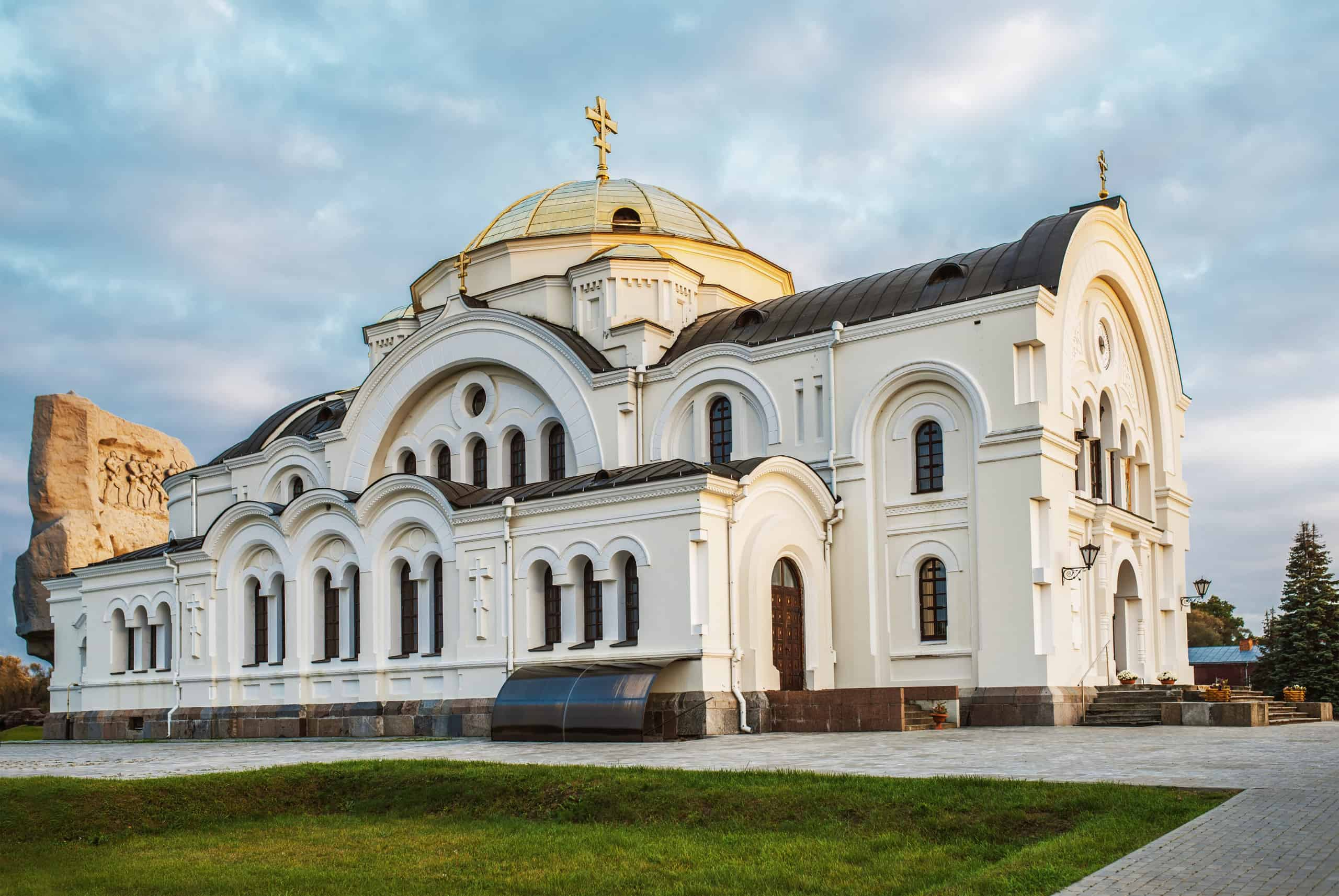 St. Nicholas Church in Brest Fortress