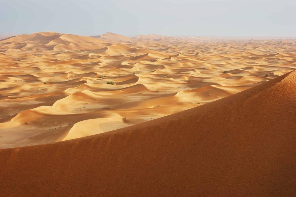 Awbari sand dunes