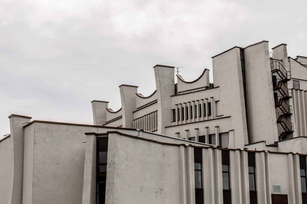 The Regional Drama Theater in Hrodna/Grodno