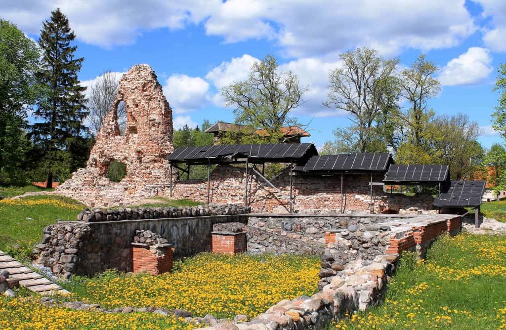 Viljandi Order Castle
