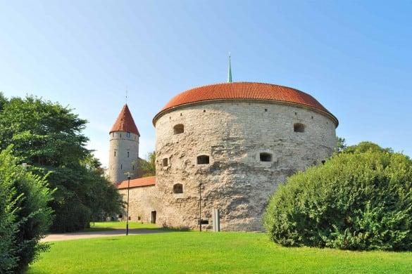 Fat Margaret's Tower, Tallinn