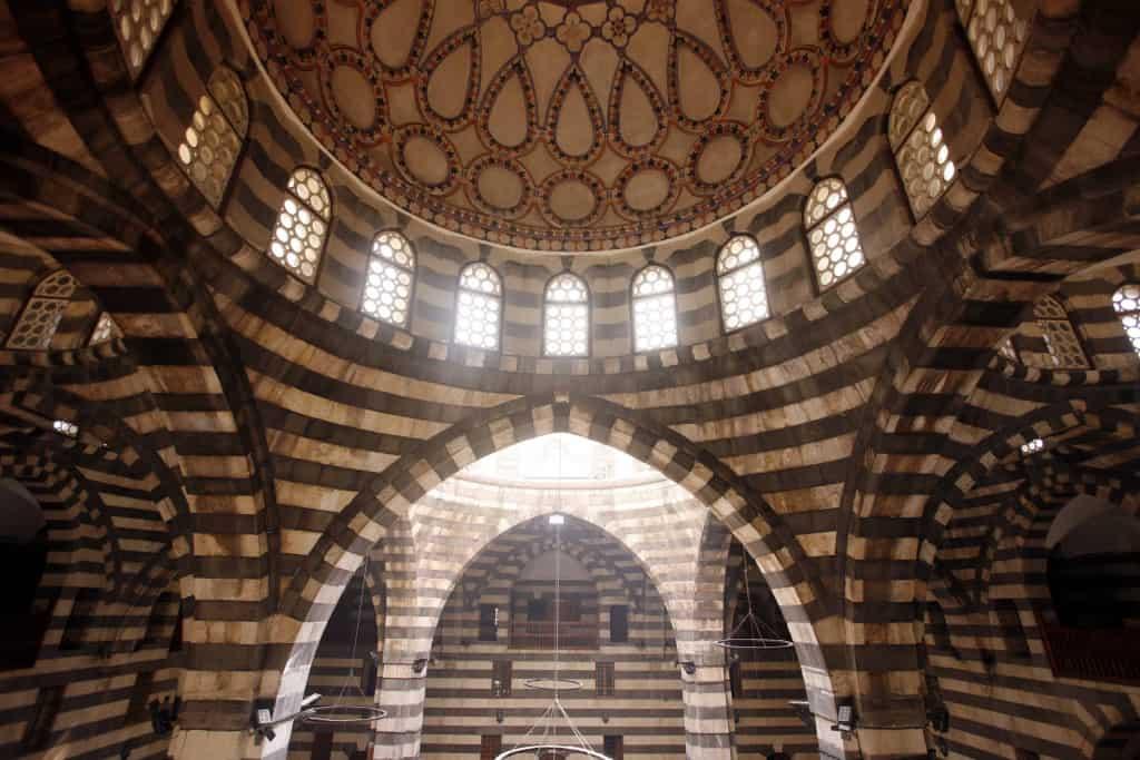 Khan As'ad Pasha al-Azem in Damascus
