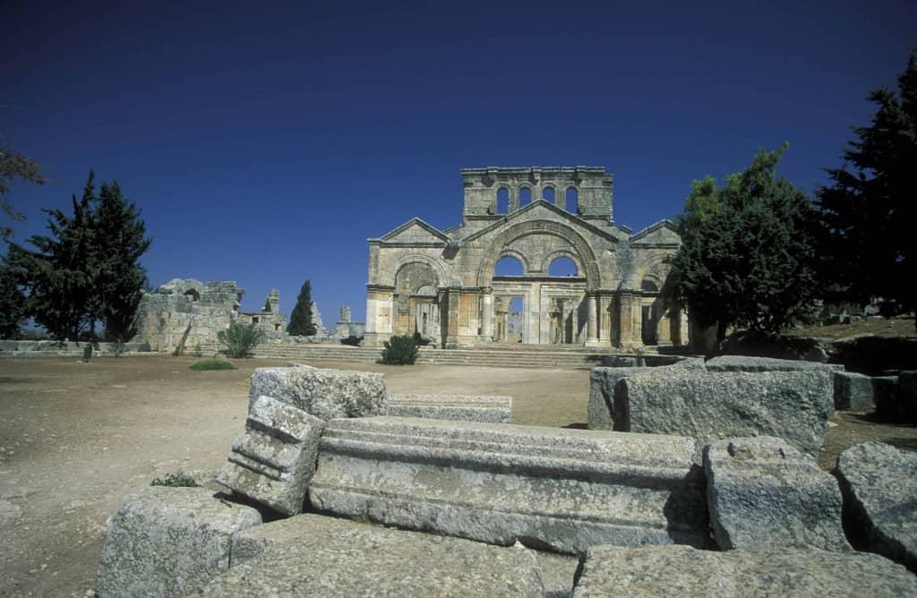 Ruins of St. Simeon Church