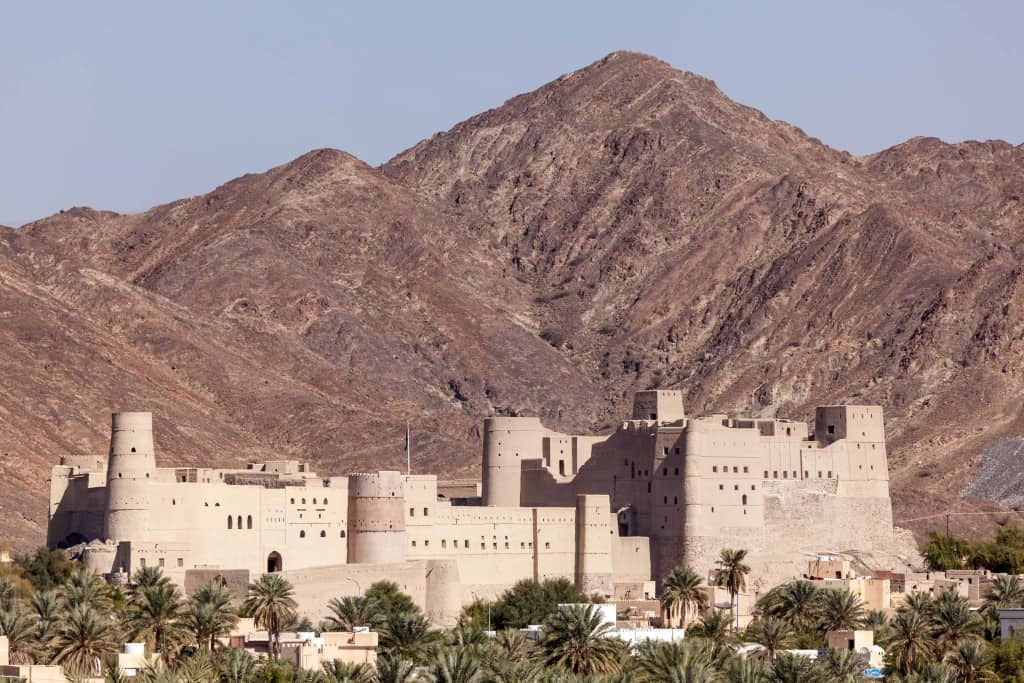 The Bahla Fort